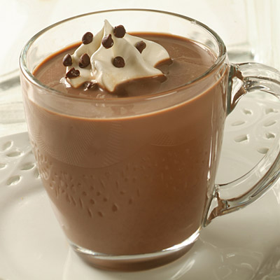 Hot and spicy Cocoa