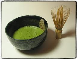 ผงชาเขียวมัชชะจากญี่ปุ่น