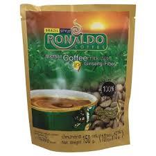 กาแฟโรนัลโดโสม