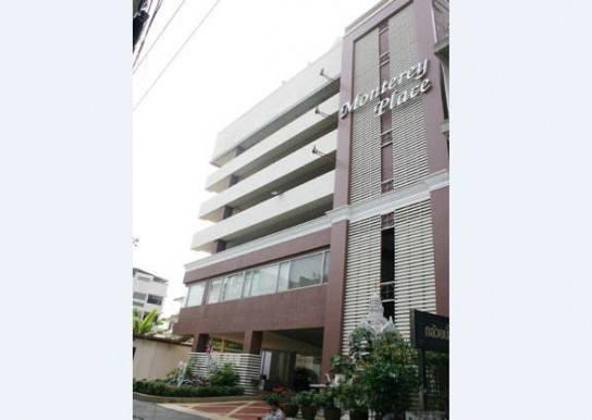 Monterey place sukhumvit16 near BTS Asok MRT Queen Sirikit National Convention Center