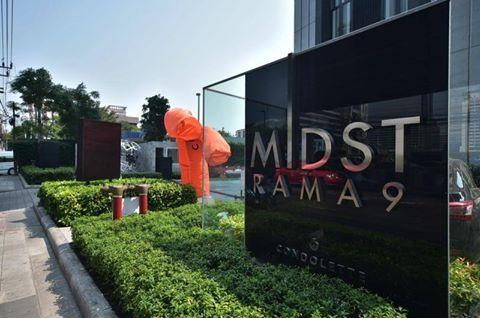 Condolette Mist Rama9  near mrt rama 9