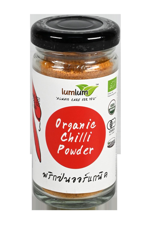 Organic Hot Chilli Powder