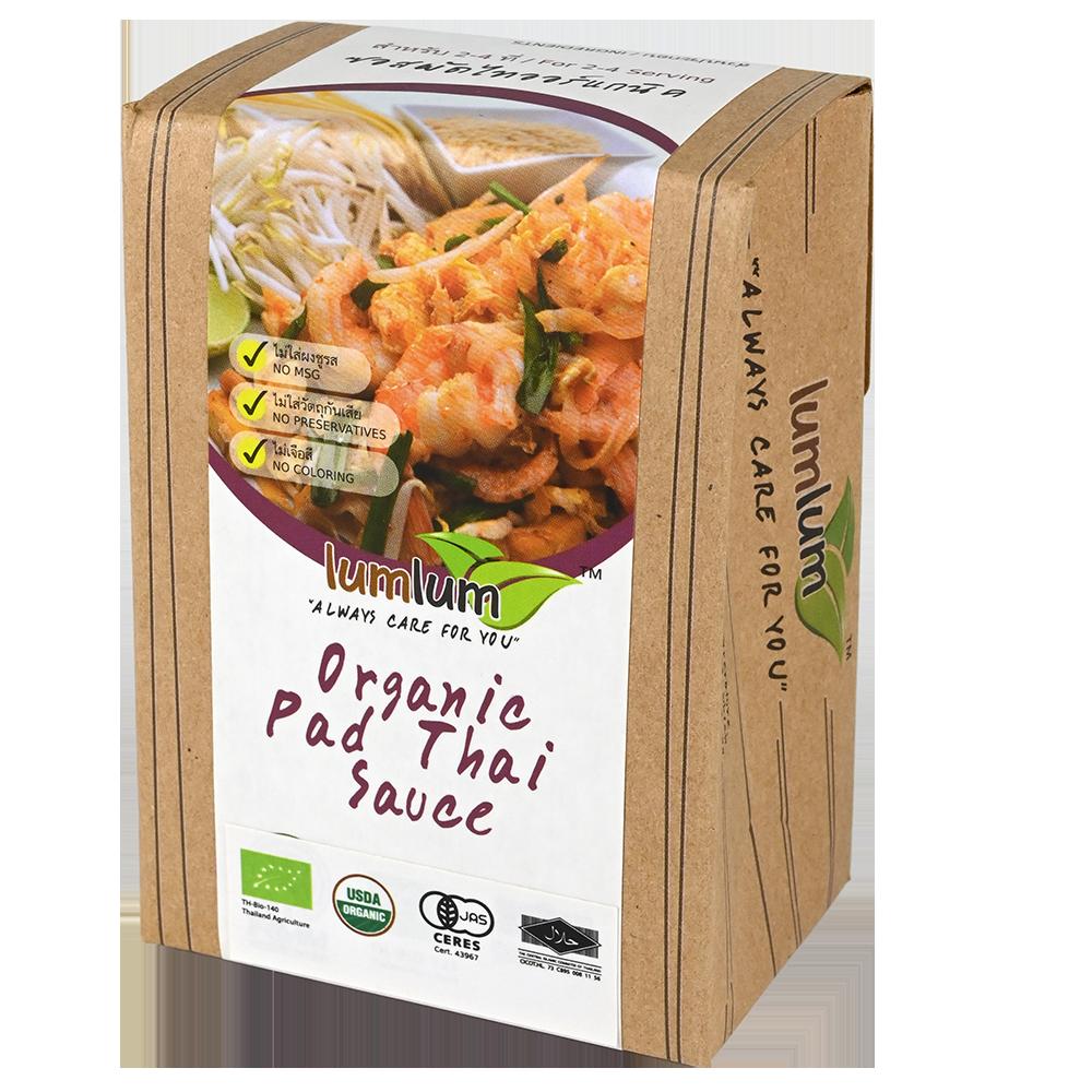 Organic Pad Thai Sauce