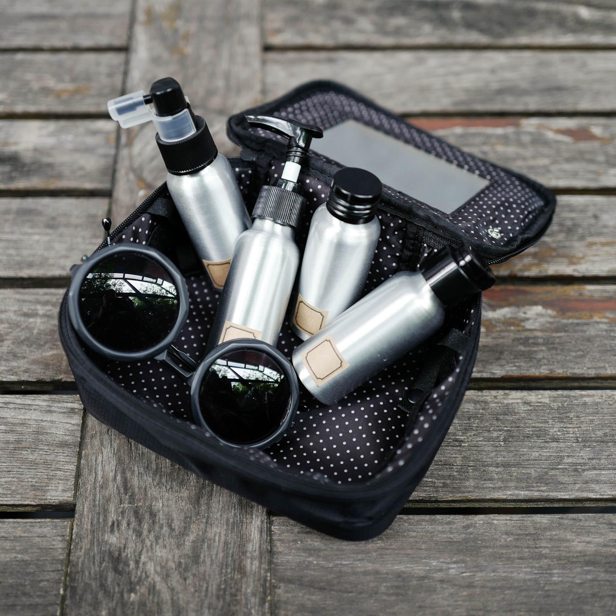 Travel Aluminium Bottle  65 ml.
