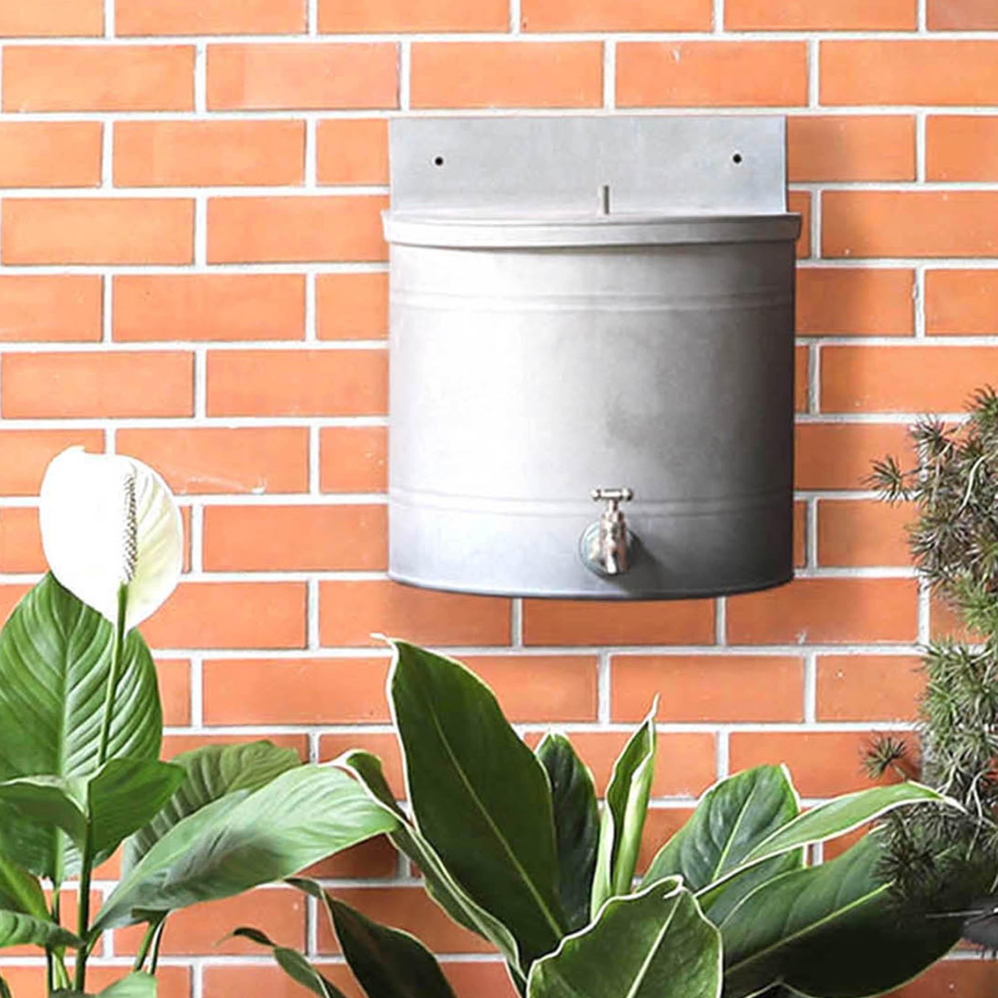 ถังเก็บน้ำ ในสวน | Garden Water Tank