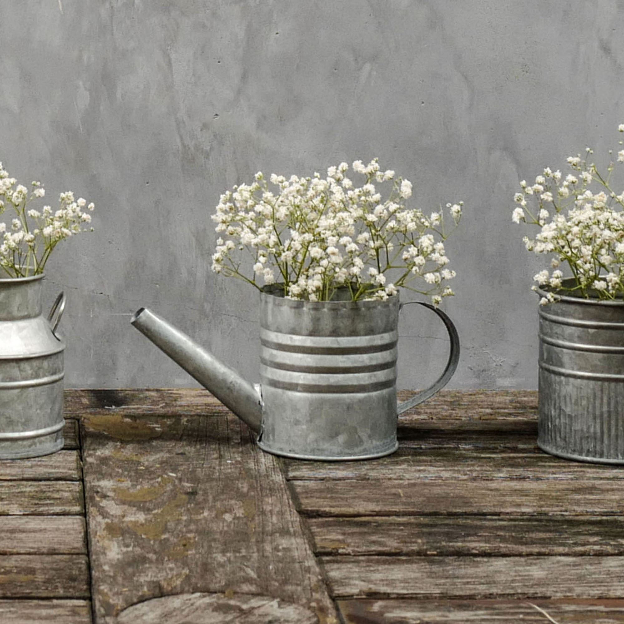 Mini Lace Watering Can