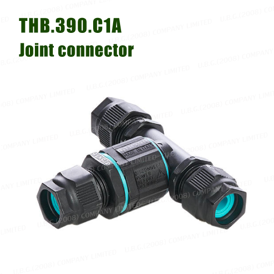 Electrical Connector IP68 - TH390 MINI JUNCTION CIRCULAR CONNECTORS