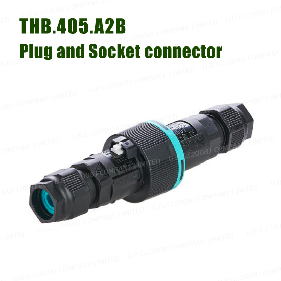 Electrical Connector IP68 - TH405 CONNECTOR PLUG & SOCKET