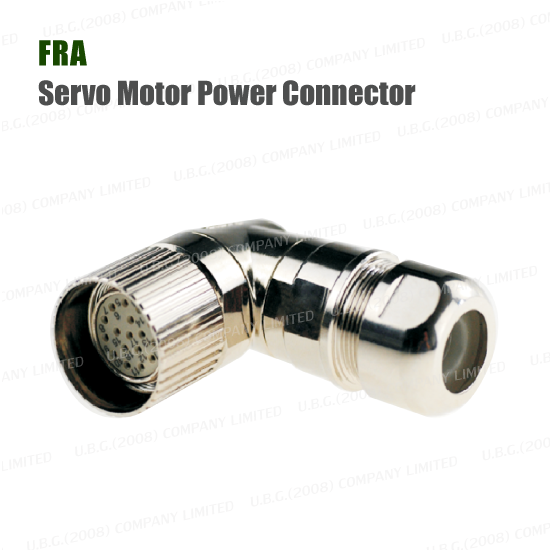 Servo Motor Connector - FRA Servo Motor Power Connector Series  XM23