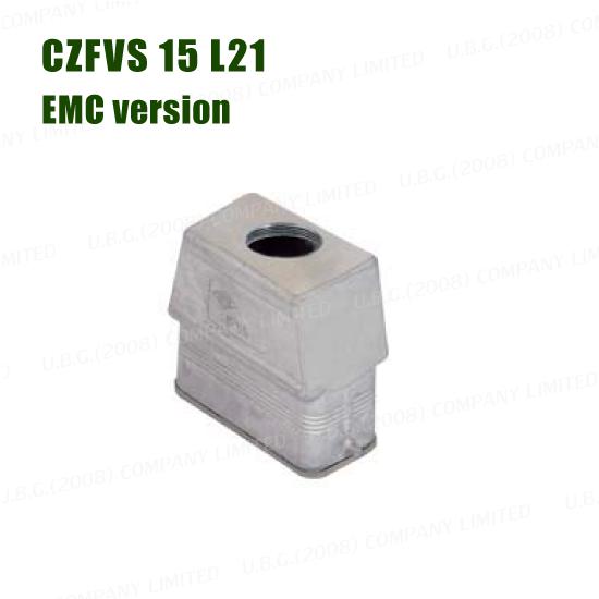 Multipole Connector CZFVS 15 L21 SERIES