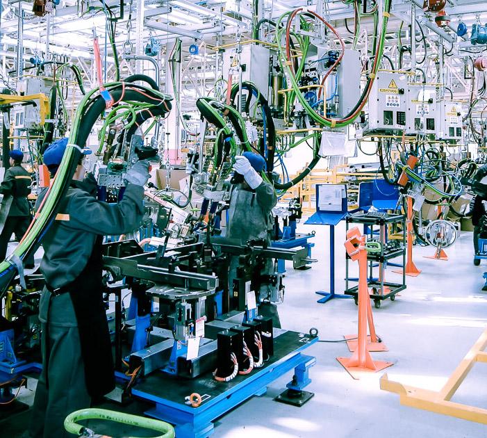 การนำเข้าสินค้าอุตสาหกรรม