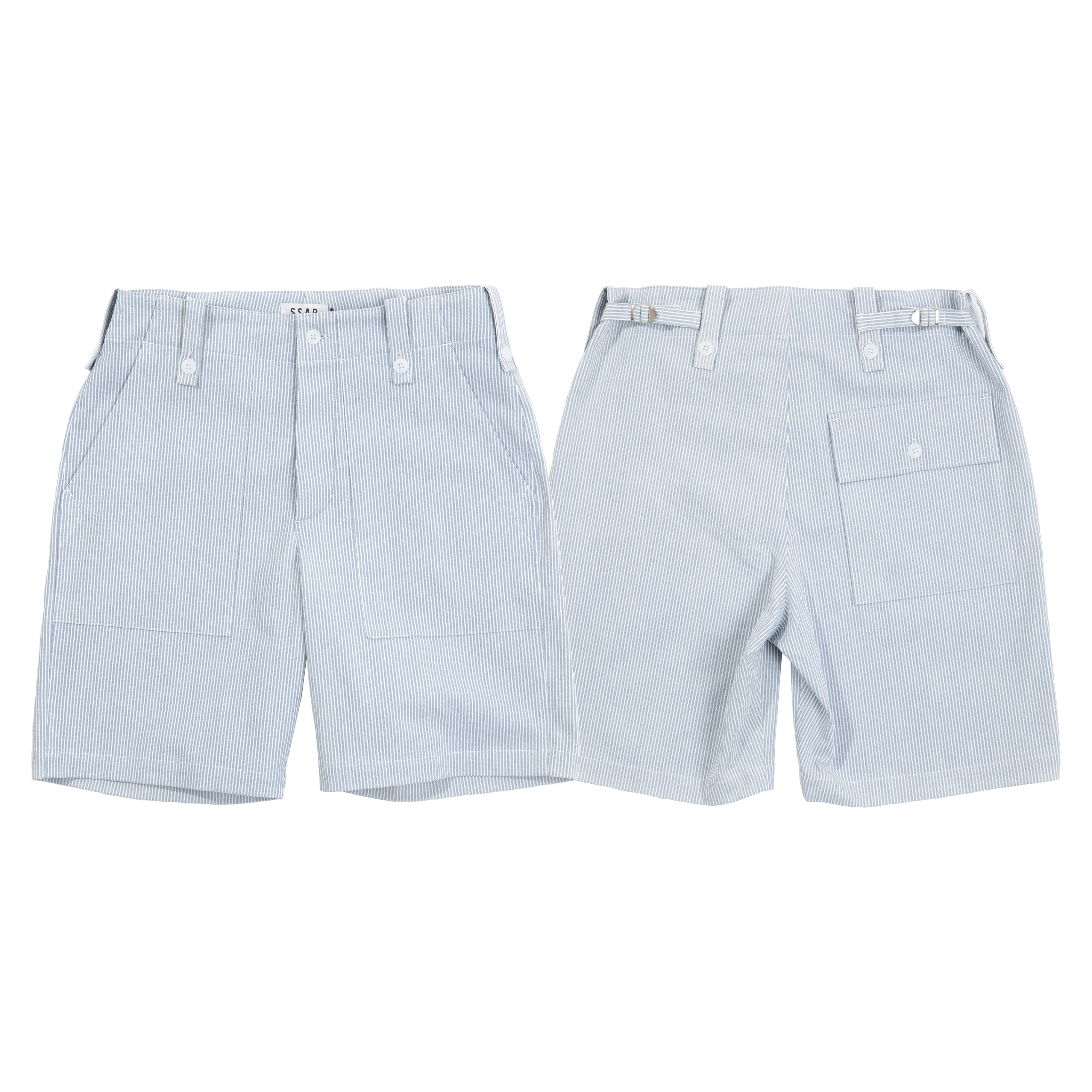 JACK'S MILITARY SHORTS (HICKORY)