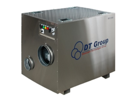 Humidity control at the production of pharmaceutical products