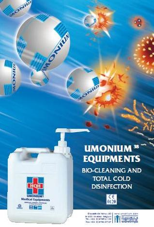 Bio-Cleaning and Total Cold Disinfection