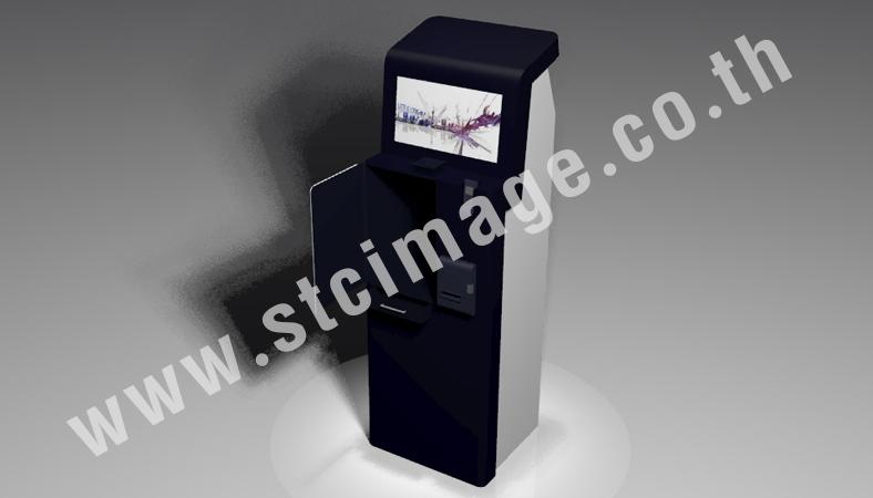 ออกแบบตู้คิดเงิน