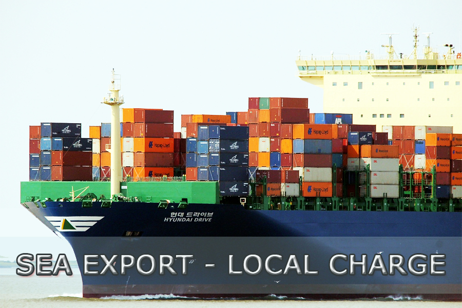 EXPORT LOCAL CHARGE