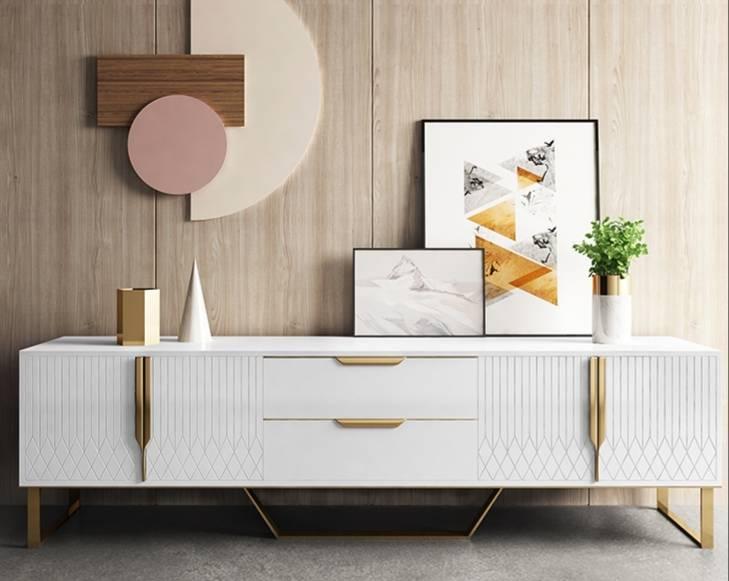 โต๊ะวางทีวี Luxury