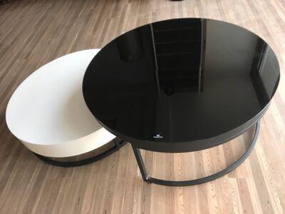 โต๊ะกลาง Luxury (ขายเป็นSet)