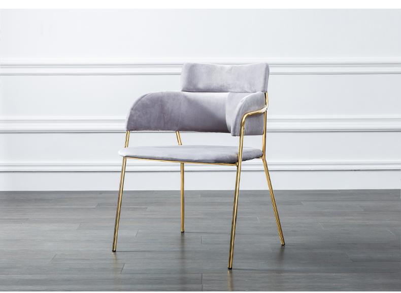 เก้าอี้รับแขก Luxury