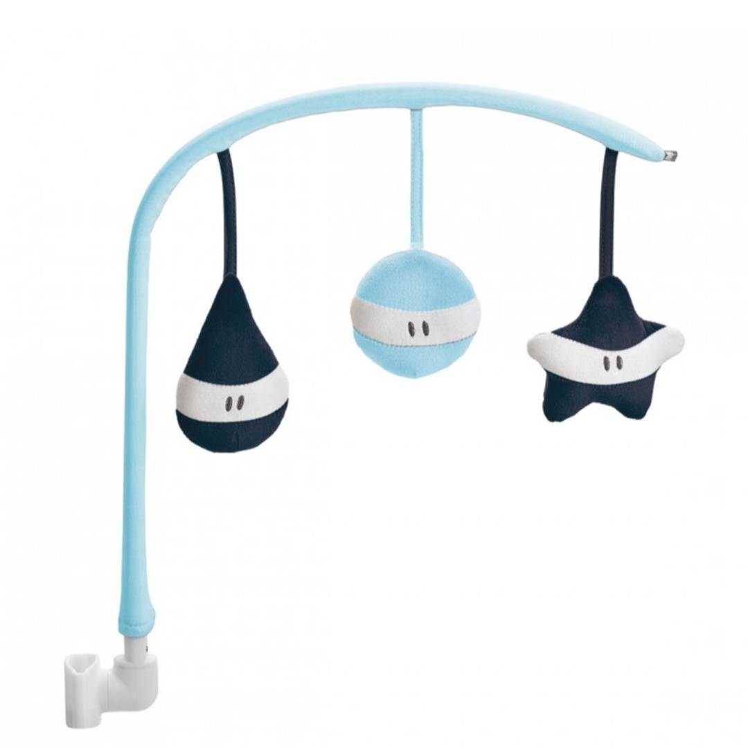 Play arch the Up&Down Bouncer - BLUE
