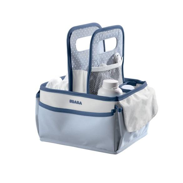 Nursery basket - MINERAL