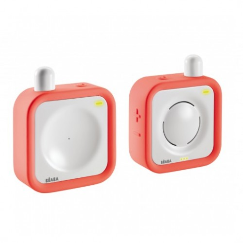 MINICALL Baby monitor CORAL - BS PLUG