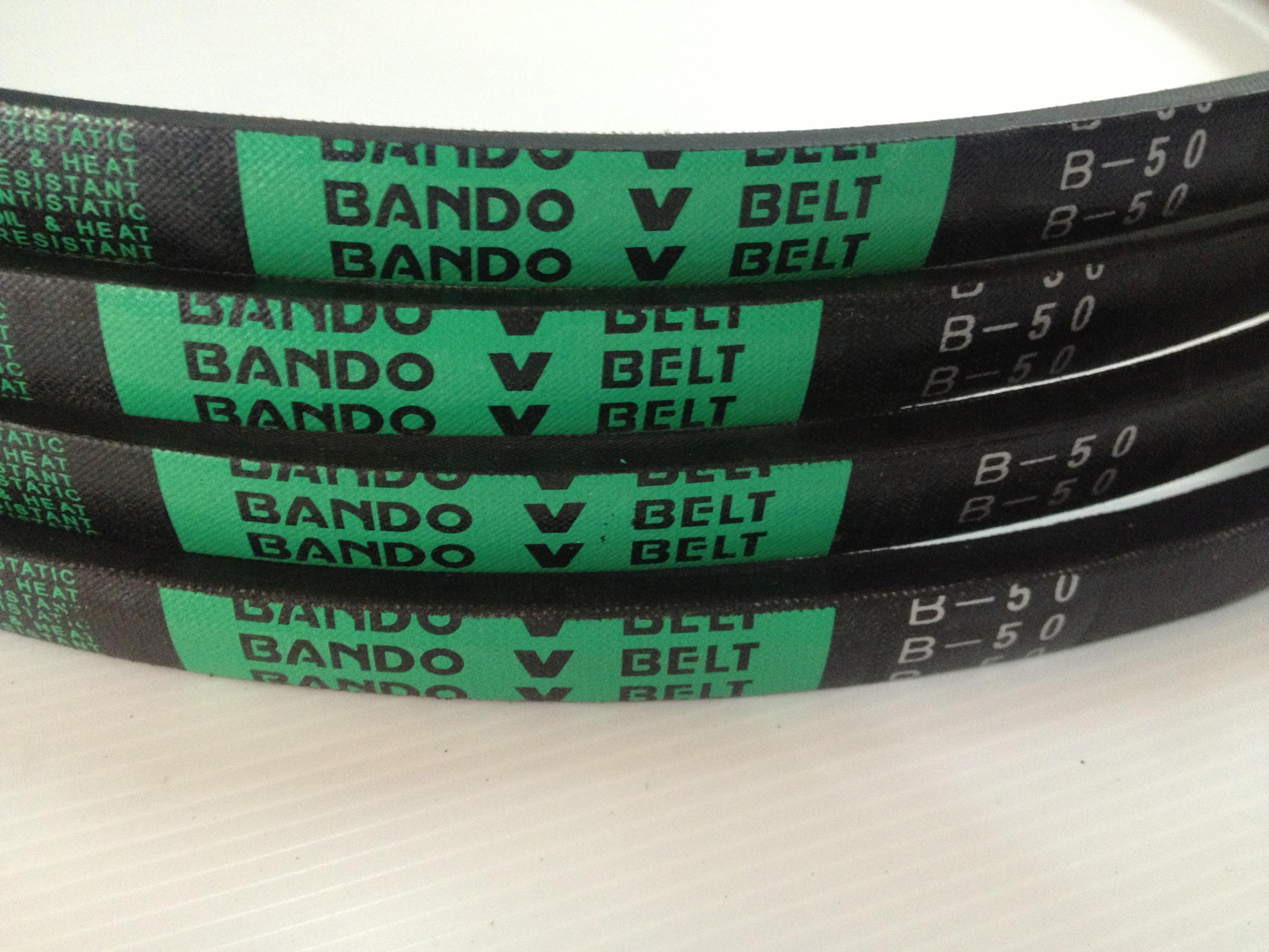 สายพาน BANDO V-Belt สายพานแบนโด วีเบ็ลท์