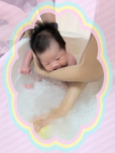อาบน้ำให้ตัวน้อยอย่างไรดี