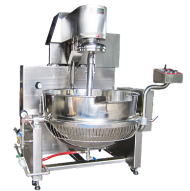 Automatic Cooking Mixer Machine