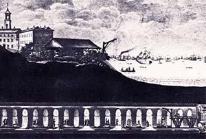อุโมงค์ลอดใต้แม่น้ำ มีมาแล้ว 200 ปี ใช้ลอดแม่น้ำเทมส์ กรุงลอนดอน