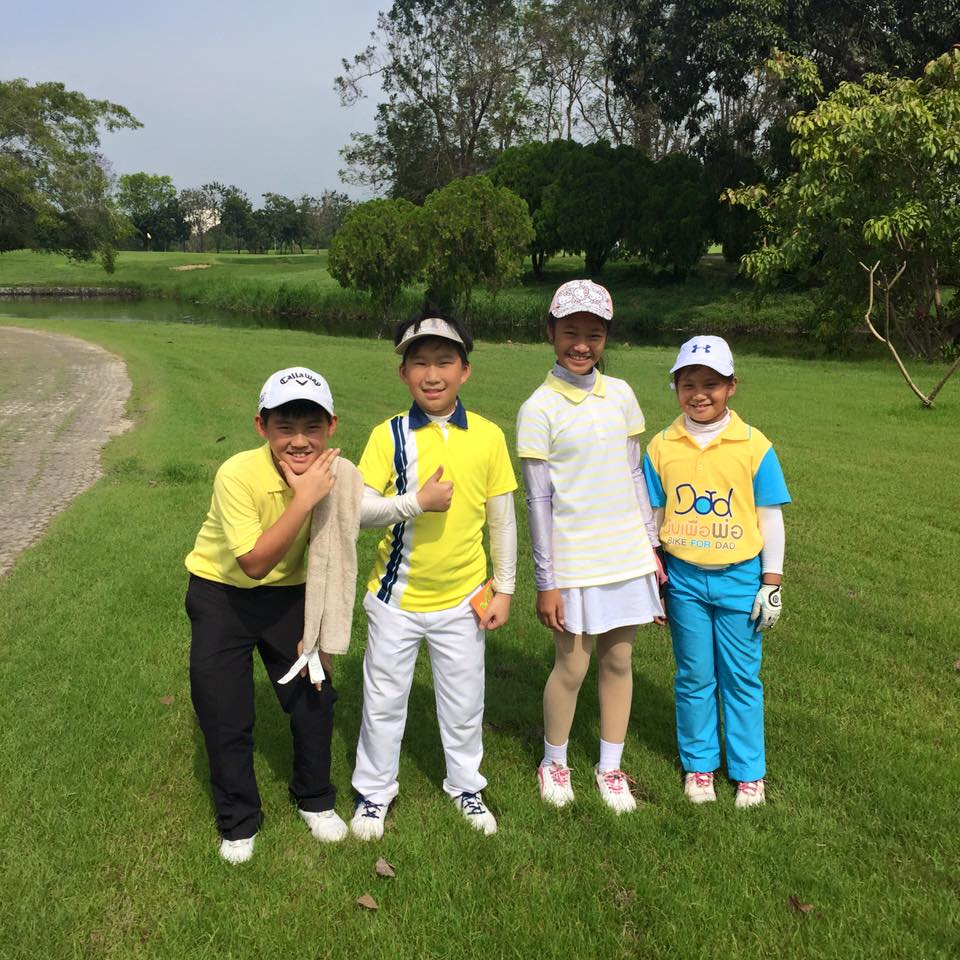 Golf For Dad