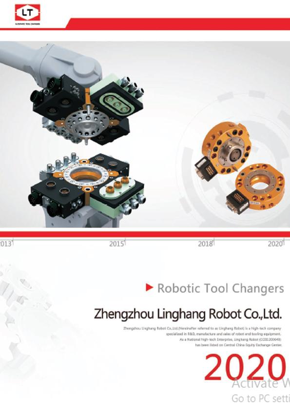 Auto Tool Changer
