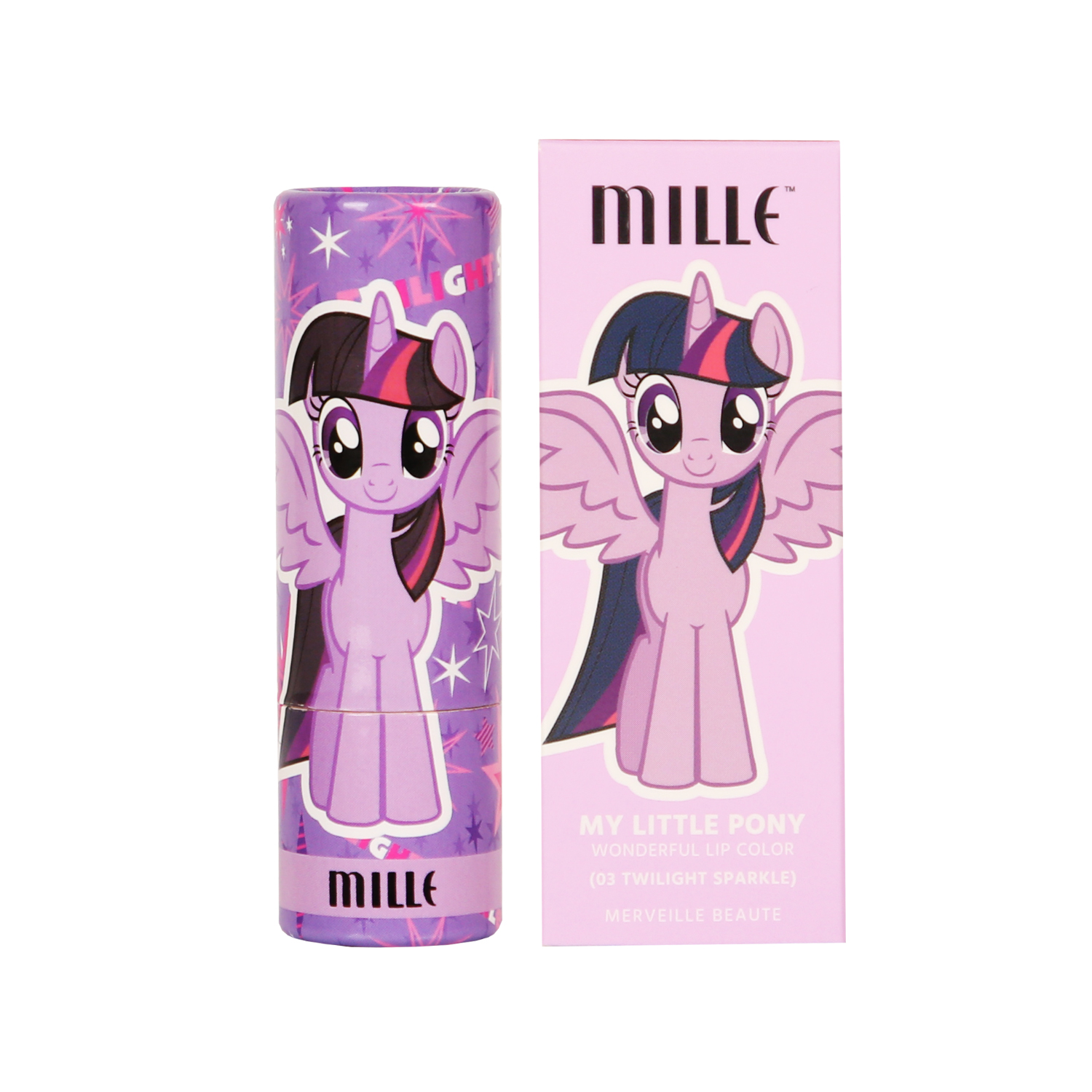 MILLE MY LITTLE PONY WONDERFUL LIP COLOUR 4G.