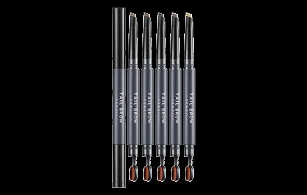 A'PIEU Tail Brow Pencil (Dark Brown) 0.3g.