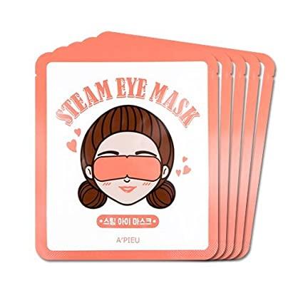 A'PIEU Steam Eye Mask (5pcs)