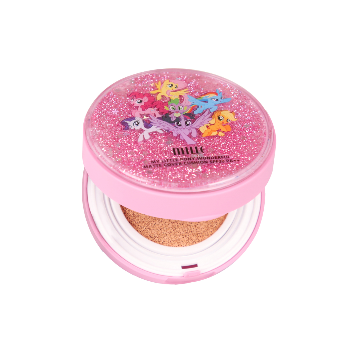 MILLE MY LITTLE PONY WONDERFUL MATTE COVER CUSHION SPF30 PA++ 12G.