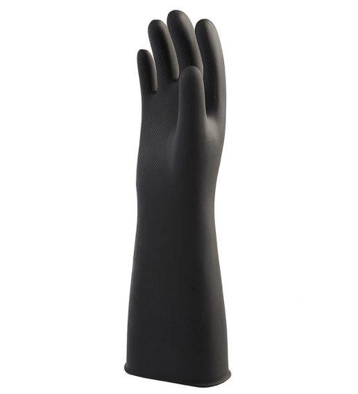 STRONGMAN ถุงมือยางธรรมชาติ 16 นิ้ว