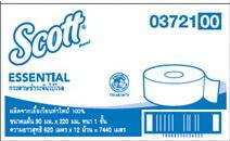 03721 Scott Essential JRT 1-Ply