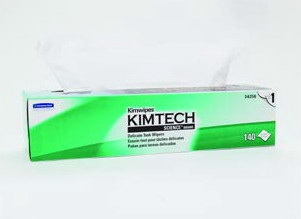 34721 Kimtech Science Delicate Task Wipers 2-ply