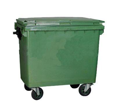 ถังขยะ ขนาด 660 ลิตร