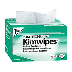 34120 KIMTECH SCIENCE* KIMWIPES* Delicate Task Wipers 1-ply (US)