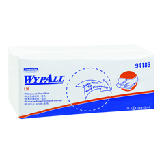 94186 WypAll* L30 Embossed Wipers