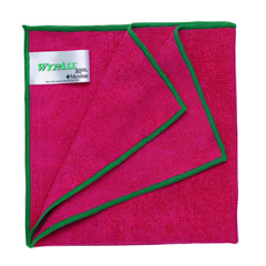 83980 WYPALL* Microfiber Cloths - Red
