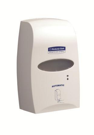 KIMBERLY-CLARK PROFESSIONAL* Electronic Cassette Skin Care Dispenser