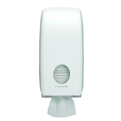 69460 กล่องบรรจุกระดาษชำระอนามัยแบบแผ่น AQUARIUS* Hygienic Bath Tissue Dispenser