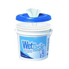 06411B KIMTECH PREP* Wipers for the WETTASK* System (Bleach, Disinfectants & Sanitizers - bucket)