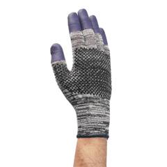 97432 JACKSON SAFETY* G60 PURPLE NITRILE* Cut Resistant Gloves - L Size