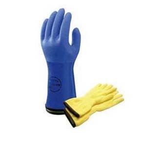 SHOWA ถุงมือผ้าเคลือบ PVC พร้อมถุงมืออะคริลิคด้านใน รุ่น 21SWA495 #L