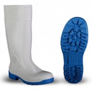 DIKAMAR รองเท้าบู๊ทนิรภัย PVC/NITRILE