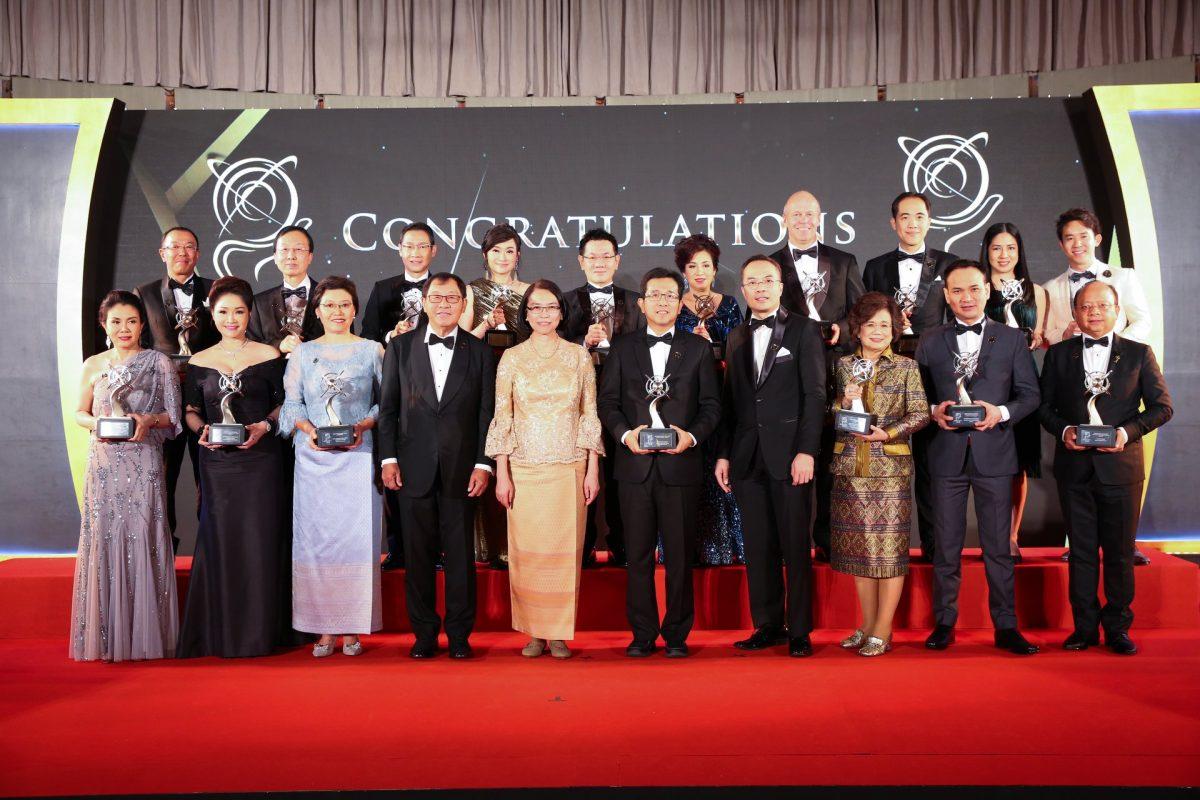 รางวัล Asia Pacific Entrepreneurship Awards 2018